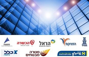 אודות חברות הביטוח בישראל